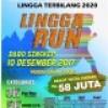 PEMKAB & POLRES LINGGA TAJA LINGGA RUN 14 KILOMETER