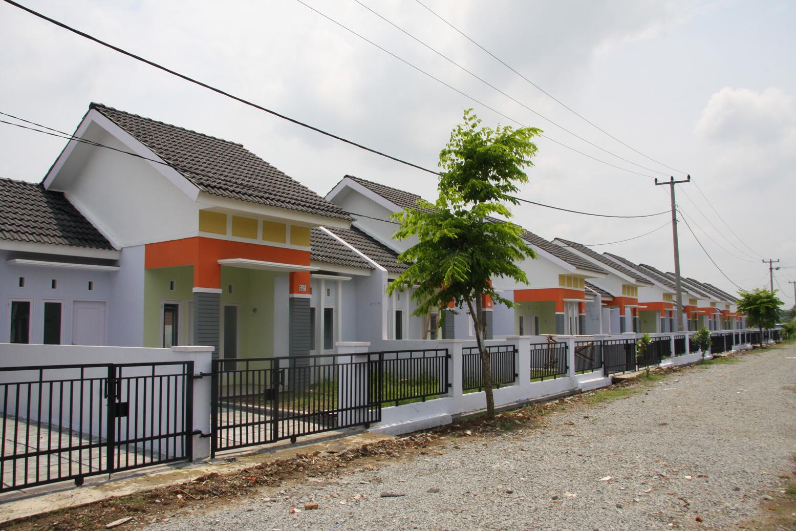 ilustrasi : Komplek Kawasan Rumah Murah