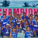 FIRMAN JAYA FC JUARAI TURNAMEN SEPAKBOLA KOTE CUP VII