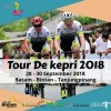TOUR de KEPRI DIGELAR 28 – 30 SEPTEMBER 2018