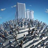 POPULASI MANUSIA DI BUMI SAAT INI 7,7 MILIAR JIWA