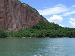 Pulau Berhala - Kecamatan Singkep