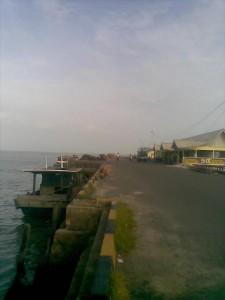 Pelabuhan Dabo, Dabo Singkep (Photo: Aqsa Rahardian / Lingga Pos)