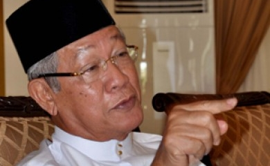 Gubernur Kepri H.M. Sani (Photo: tribunnews.com)