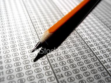 Ilustrasi : Ujian Nasional (linggapos.com)