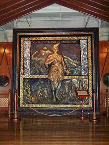 Bronze of Hang Tuah