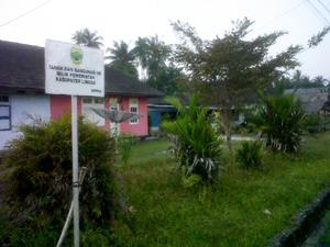 Rumah Dinas Pemkab Lingga Juga ditarik retribusi (Sumber : batamtoday.com)
