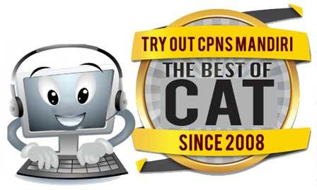 Sistem CAT untuk CPNS 2013